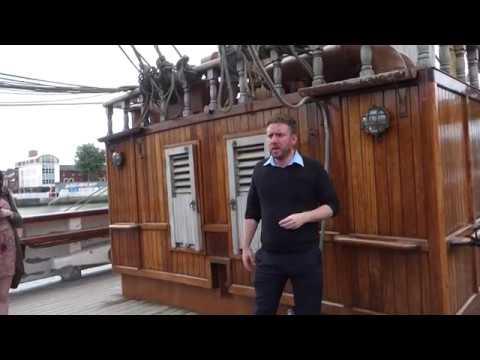 Jeanie Johnston Famine Ship Tour