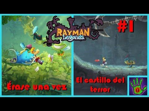 Guía Rayman Legends español | PC | #1: Érase una vez + El castillo del terror