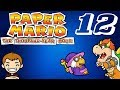 Let's Play Paper Mario The Thousand Year Door Episode 12 - Bowser Time! | Hayden Xavier