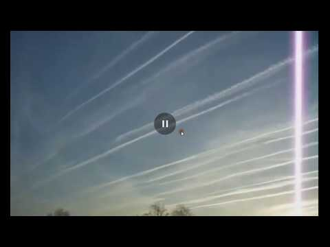 Chem-Trail Skies...They are hiding God's Judgment in plain sight