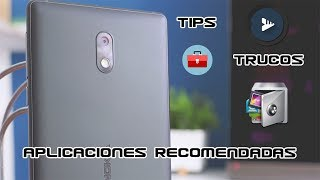 NOKIA 3 Tips Trucos y APLICACIONES Android HD 📲📲
