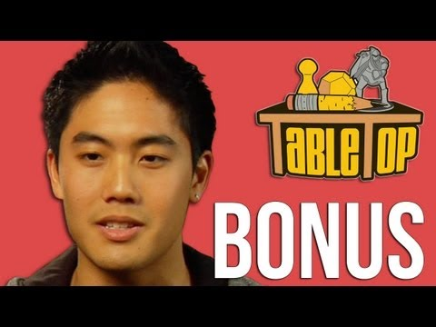 Ryan Higa Extended Interview from Zombie Dice, Get Bit!, and Tsuro TableTop Ep3