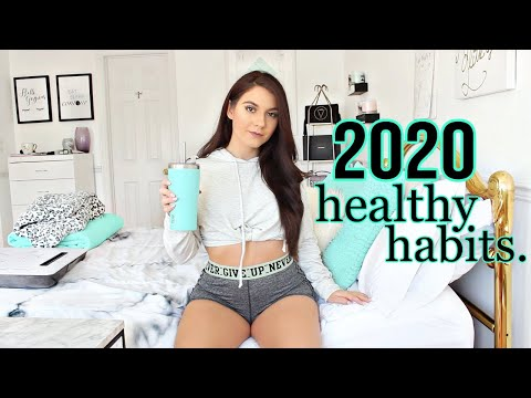 10 Healthy Habits To START IN 2020 !! thumbnail