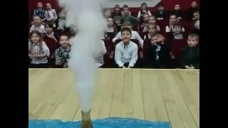 Научное шоу Калейдоскоп открытий