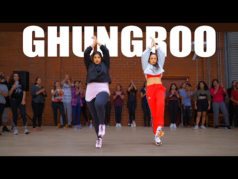 "Download ""GHUNGROO"" - BOLLYWOOD DANCE 