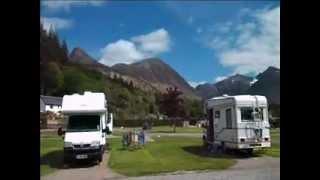 invercoe campsite