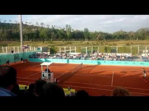 Nicolas Alvarez Varona & Basic. Mutua Madrid Open 2018