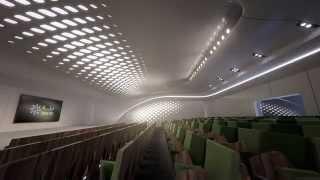 Edifício Bee'ah, de Zaha Hadid