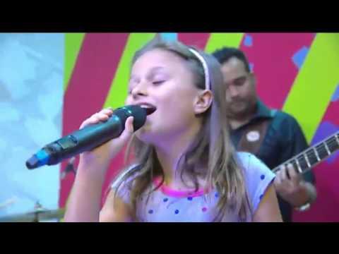 Rafa Gomes Do The Voice Kids Brasil - História De Uma Gata | Programa 'Estúdio C'