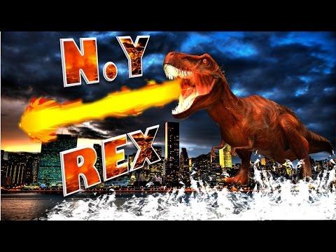 T Rex Games
