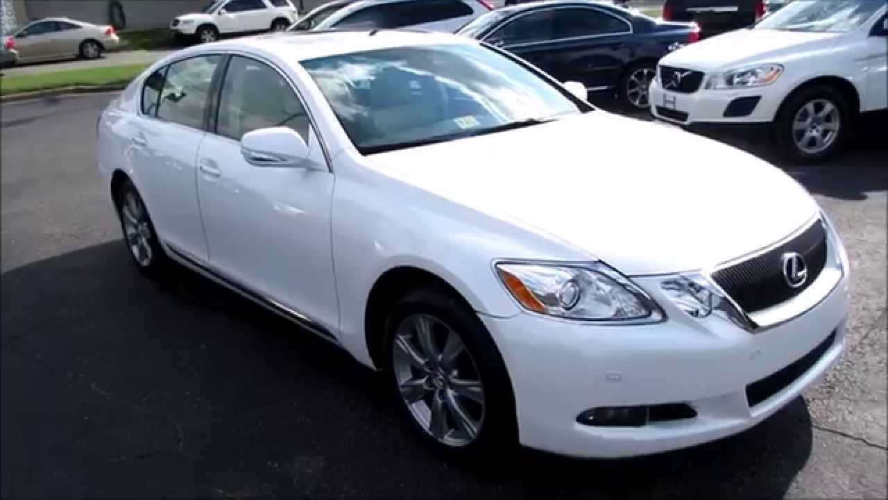 2011 lexus gs350 awd walkaround, start up, tour and overview - youtube