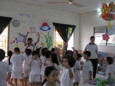 HOAT DONG TAO HINH.truong mamnonhoahong.quanbinhthanh