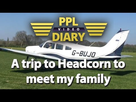 A trip to Headcorn to meet my family