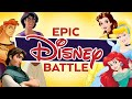 Princesses vs Princes Epic Disney Battle - Peter Hollens