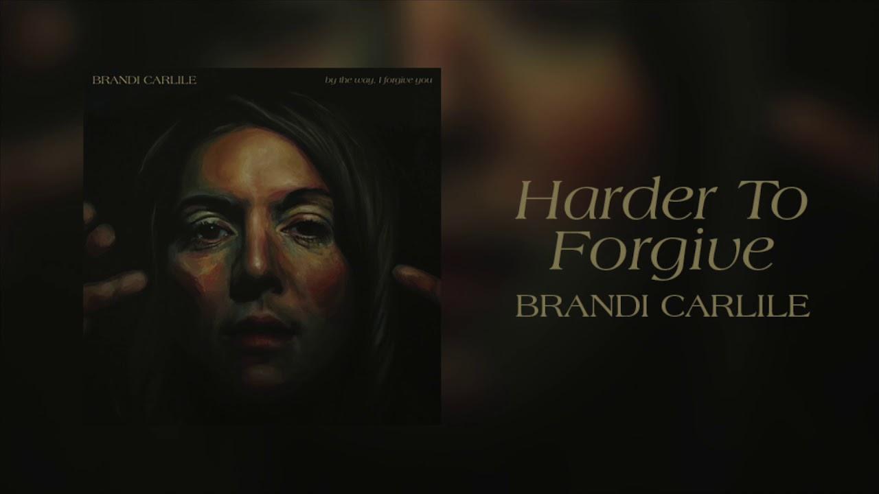 brandi-carlile-harder-to-forgive-official-audio-brandi-carlile
