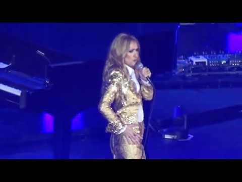 Im A Celine Dion  in Manila 2018