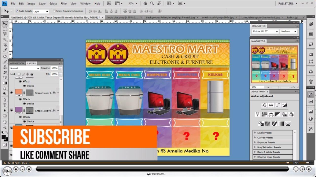 Lengkap pdf cs3 belajar panduan photoshop