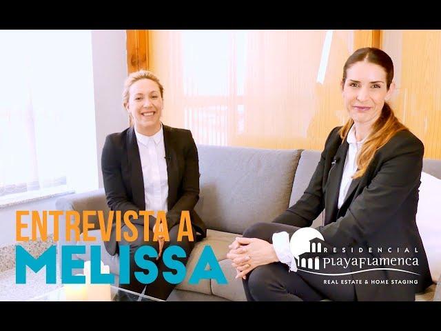 Entrevista a Meli y sus funciones en la Oficina