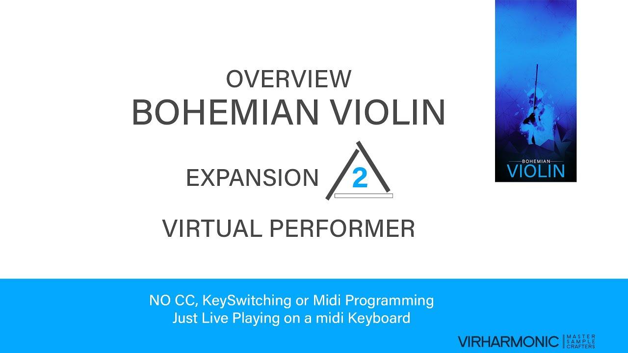 Violin, VST, Virtual Violin