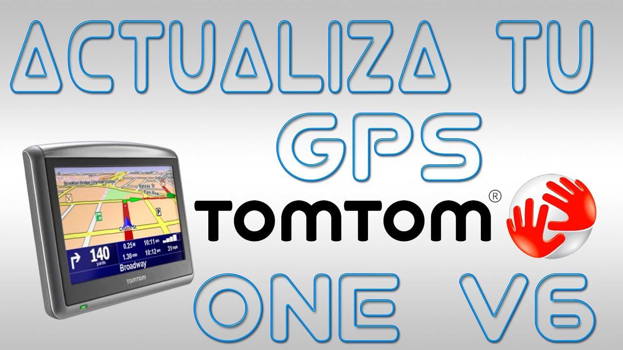 Actualizar Mapa Tomtom Gratis.Actualiza Tu Gps Tomtom One V6 3ª Edicion Gratis