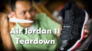Air Jordan 11 Teardown (Educational)