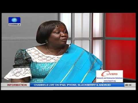 Oil Crisis Is Opportunity To Re-structure Economy - Awosika-Fapetu Pt.1