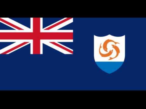 Flag of Anguila