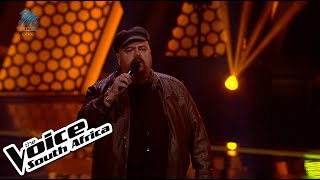 Fatman - As Musiek Begin Speel | The Live Show Round 4 | The Voice SA