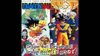 Persiguiendo Sueños - Álvaro Véliz (Dragon Ball y Dragon Ball Z) -Con letra-