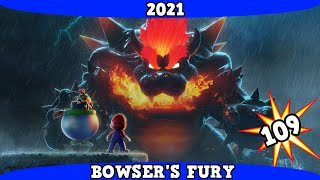 Asi es Super Mario 3D World + Bowser's Fury en el 2021 #109