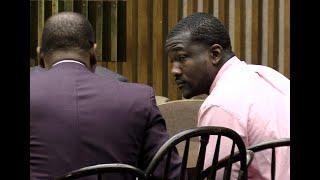 Devonte Morris testifies in trial of man accused of killing his half-brother