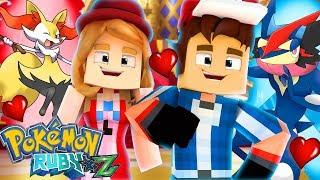 Minecraft: BATALHANDO PELA SERENA !?! - Pokemon Ruby (Pokémon XYZ) #225 ‹ Goten ›