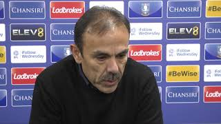POST-MATCH | Jos Luhukay reviews victory over Bolton at Hillsborough