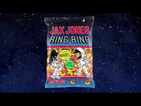 Jax Jones, Mabel - Ring Ring (Official Instrumental) ft. Rich The Kid