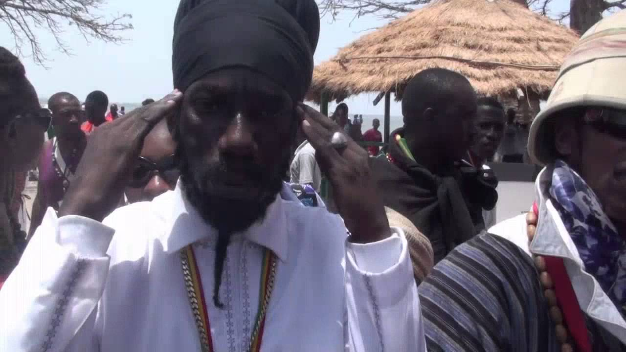 Sizzla Kalonji attends the 11th edition of the