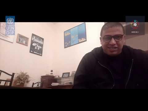 AKID2030 - Message de solidarité du cinéaste et metteur en scène M. Ayoub El Aiassi