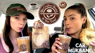 Coffee Bean Breakfast Mukbang!
