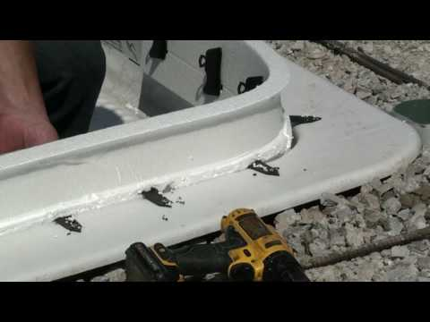 How to install - Step by Step - Modern Moulding Cantilever Coping