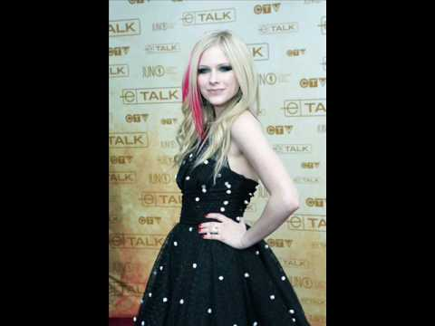 Avril Lavigne - Once And For Real:歌詞+中文翻譯