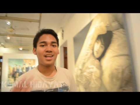 Observasi Karya Seni Andi's Gallery dan Art:1 Museum XII MIA 4 SMAN 48 Jakarta