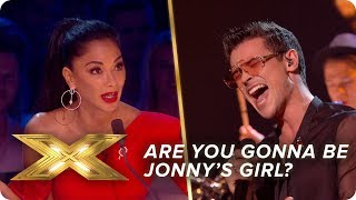 Jonny Labey takes off with Jet's 'Are You Gonna Be My Girl'   Live Week 2   X Factor: Celebrity