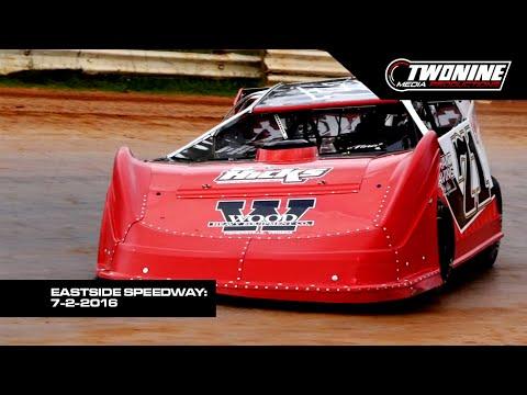 Eastside Speedway : (7-2-2016)
