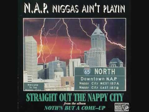 N.A.P. - OUT HUSTLIN