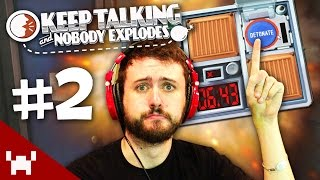 THE BIG BLUE BUTTON! (Keep Talking and Nobody Explodes #2)