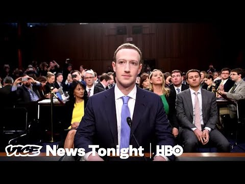 Trolling Mark Zuckerberg & Hong Kong's Corpse Crisis: VICE News Tonight Full Episode (HBO)