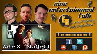 [CET-Podcast] #58 - Akte X Staffel 1 | Cine Entertainment Talk