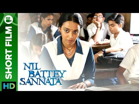Nil Battey Sannata | The New Classmate |...