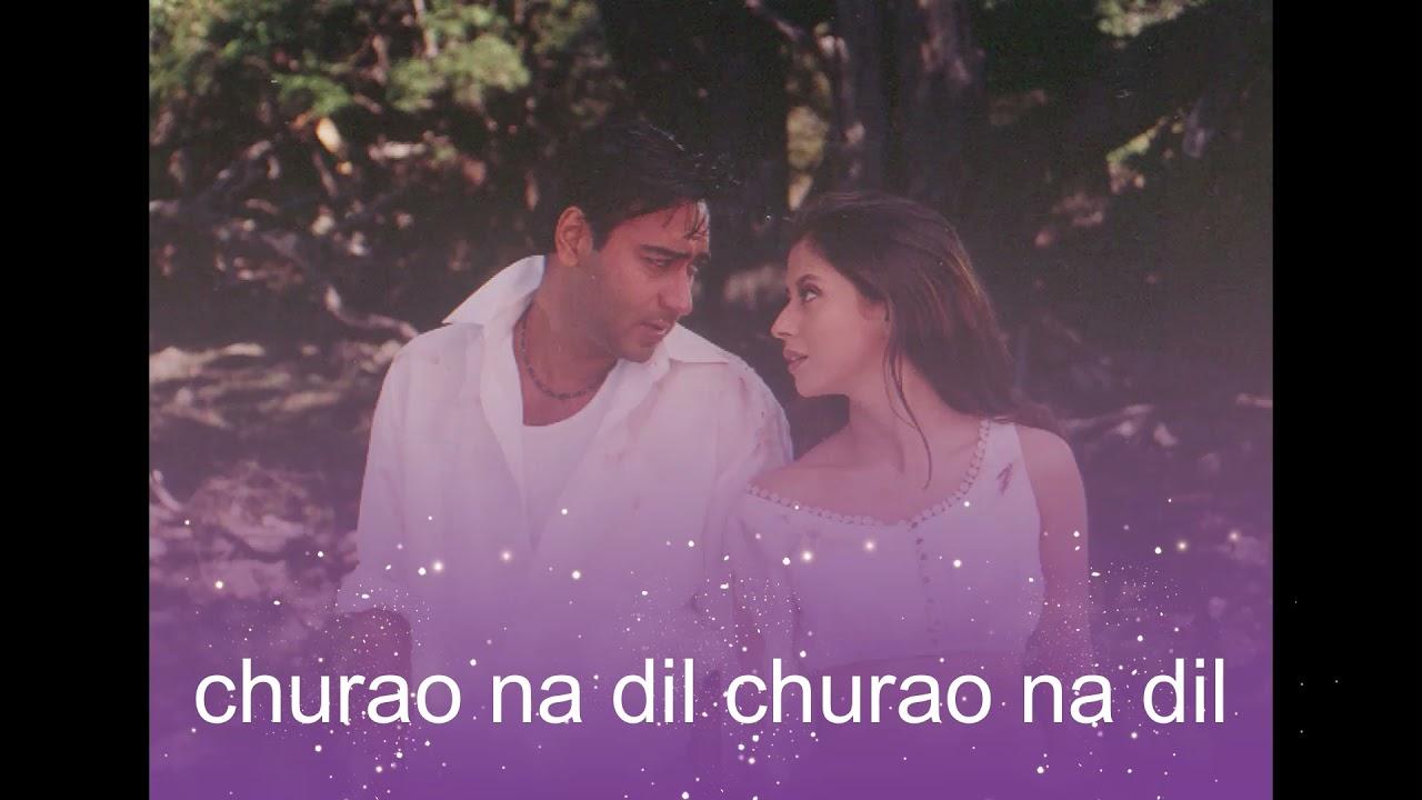 Download Churao Na Dil full song from the movie, Deewane. Krishnamurthy, & Udit Narayan.