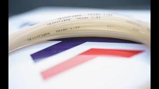 Tecnifibre Triax Unisex Tennis Rope