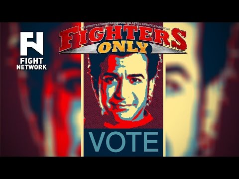 Robin Black Nominated for Analyst of the Year - Fighters Only World MMA Awards